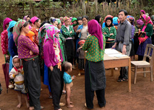 Village training