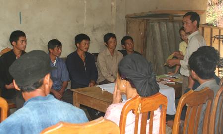 PRA workshop