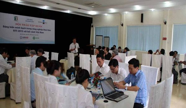 Hội Thảo Tập Huấn: EITI 2013 Với Bối Cảnh Việt Nam
