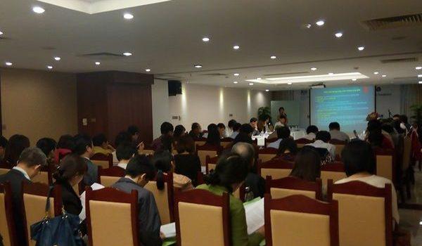Hội Thảo Lồng Ghép Tiêu Chí ĐDSH Trong ĐTM ở Việt Nam