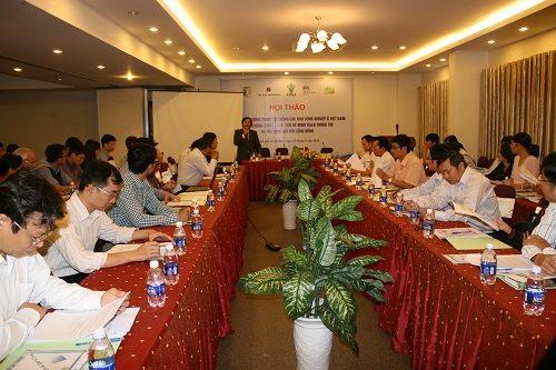 Hội Thảo: Bảo Vệ Môi Trường Trong Hệ Thống Các Khu Công Nghiệp ở Việt Nam