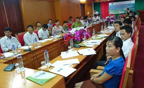 Hội thảo chia sẻ kết quả khảo sát tính khả thi, cơ hội và thách thức của ICCA tại Việt Nam vừa được tổ chức tại Hà Giang.
