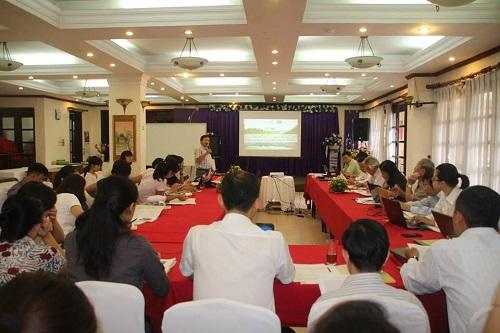 Tọa đàm: Rủi Ro Tiềm ẩn Từ Các Dự án Chuyển Nước Sông Mê Kông Tới ĐBSCL