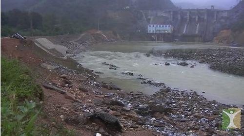 Những Vấn đề ở đập Thủy điện Hố Hô