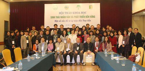 Kỷ Yếu Hội Thảo Khoa Học: Sinh Thái Nhân Văn Và Phát Triển Bền Vững