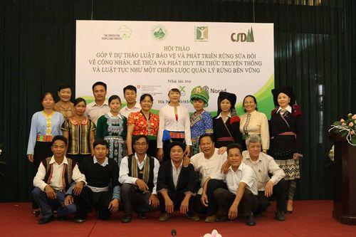 Bản Kiến Nghị Góp ý Cho Dự Thảo Số 5 Luật Bảo Vệ Và Phát Triển Rừng Sửa đổi