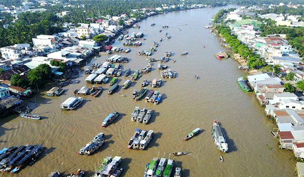 Hệ Sinh Thái Lưu Vực Sông Mekong: Đối Diện Thách Thức