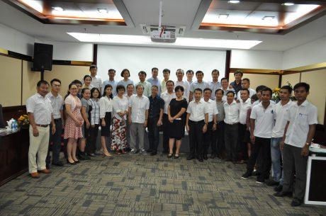 VRG Tổ Chức Tập Huấn Kết Nối Cộng đồng