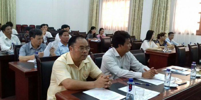 Hỗ Trợ Cộng đồng Nông Dân Thiểu Số ứng Phó Biến đổi Khí Hậu Tại Lai Châu Và Sơn La