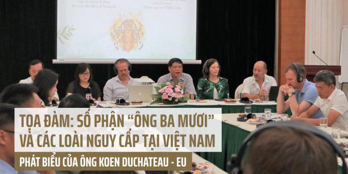 Video: Cam Kết Hỗ Trợ Và Hợp Tác Của EU Trong Lĩnh Vực Bảo Tồn ĐVHD Tại Việt Nam