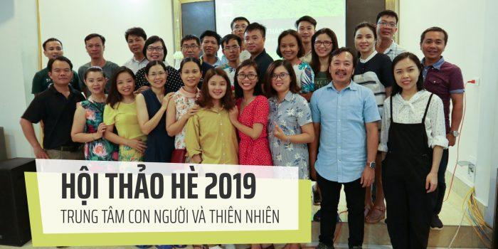 Video: Hội Thảo Hè 2019