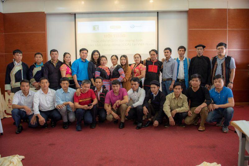 Hội Thảo: Thúc đẩy Thành Lập Mạng Lưới Khu Bảo Tồn Cộng đồng Tại Việt Nam