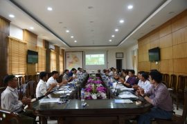 Hội Thảo:Thúc đẩy Bảo Tồn Rừng Tự Nhiên Do Cộng đồng Quản Lý Tại Vân Hồ, Sơn La